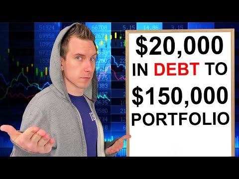 How I Built A $150,000 Stock Portfolio In 5 years | Passive Income Investing