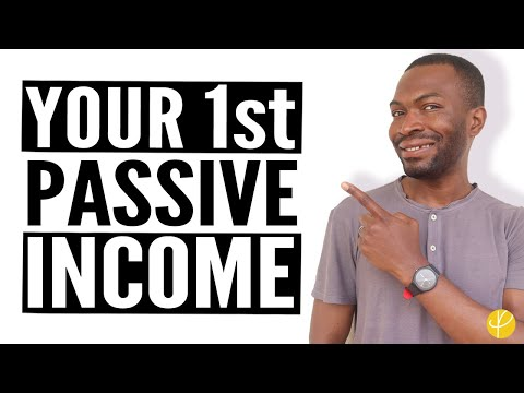 How To Make YOUR FIRST Passive Income | Side Income Ideas UK