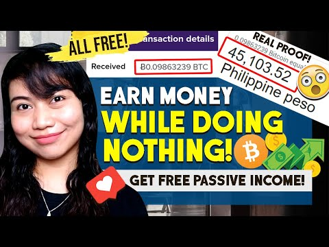 EARN WHILE DOING NOTHING! FREE PASSIVE INCOME: NO INVESTMENT REQUIRED! | W/ PROOF OF PAYMENT