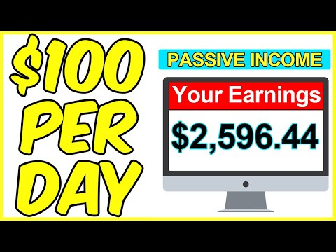 INSANELY SIMPLE $100/DAY PASSIVE INCOME BUSINESS (FULL GUIDE)