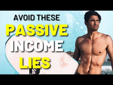 The Truth About Passive Income | How I Built A 6-Figure Business