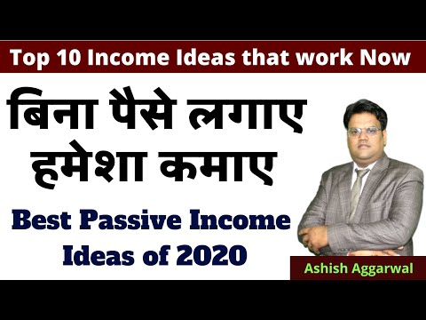 Top 10 Passive Income Ideas 2020 | Recurring Income Business | Zero Cost Passive Business Ideas