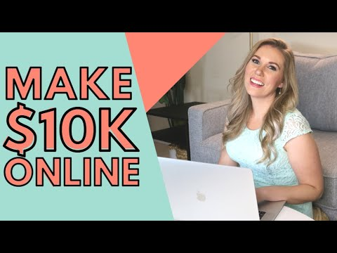 How I Made $10,000 Online   Passive Income Strategies