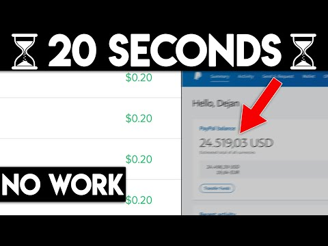 Automatic $1.00 Per 20 Seconds [UNLIMITED] | Passive Income