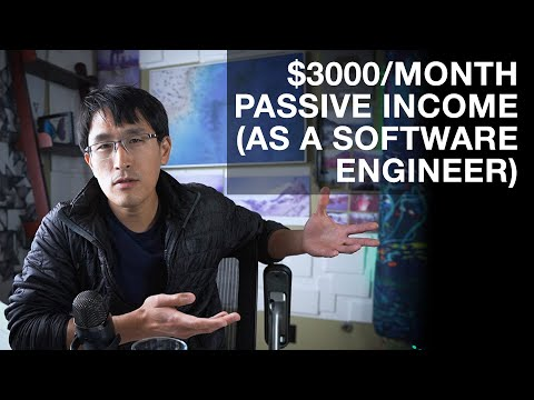 How I make $3000/month in passive income on my website (as a software engineer)