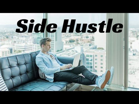 Making Passive Income on a Side Hustle w/SEO  Affiliate Marketing