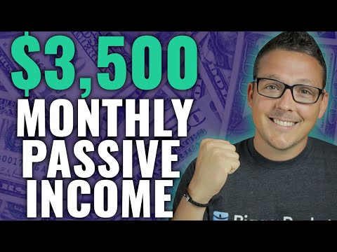 7 Streams Of Passive Income To Start Today!