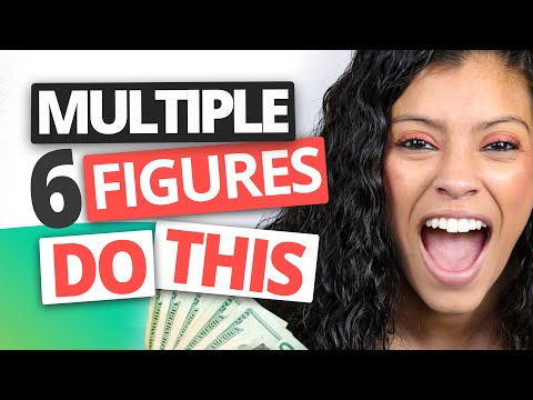How I BUILT a Multiple 6-Figure Income Online (32 Passive Income Hacks)