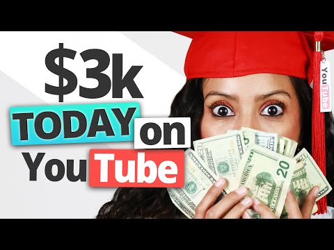 Make an EXTRA $3000/month Passive Income on YouTube (DO THIS!) Marissa Romero