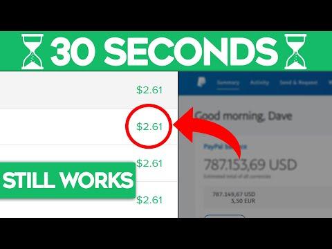 Free $2.61 Per 30 Seconds [NO LIMIT]   Passive Income 2020