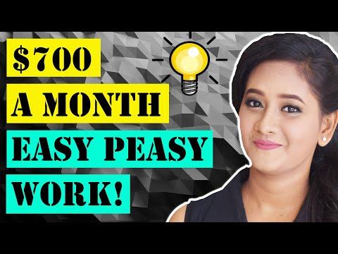 Make $700 – $10,000 A Month Passive Income Online