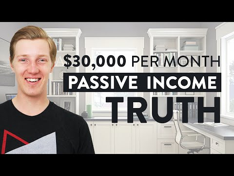 The TRUTH Behind Passive Income