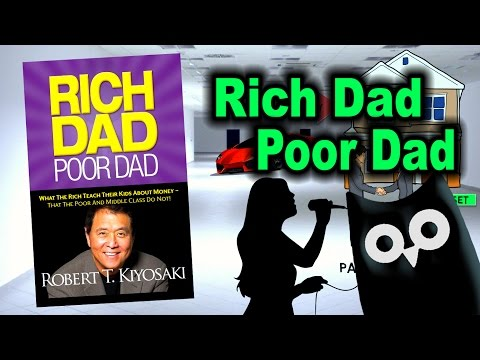 PASSIVE INCOME IDEAS – Rich Dad Poor Dad by Robert Kiyosaki ANIMATED BOOK REVIEW