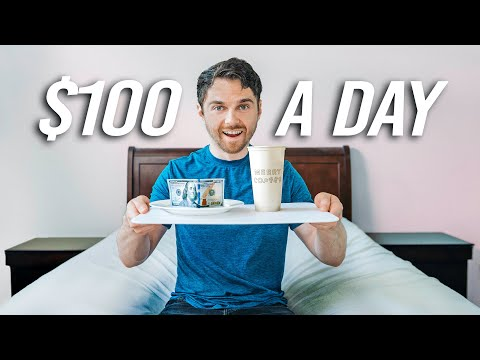 Passive Income: The EASIEST Way To Make $100 Per Day