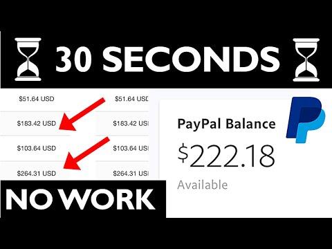 Automatic $1.02 Per 30 Seconds [UNLIMITED] Passive Income 2020 | Branson Tay