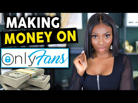 Can YOU Make passive Income on Only Fans??  How do some  Make $1000's per Month hmmmm
