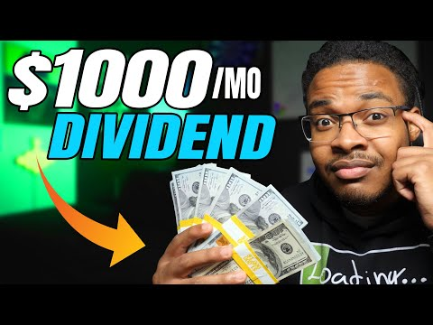 How Many Shares of Stock to Make $1,000 a Month? | Passive Income