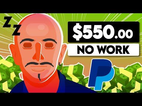 Make $550 PayPal Money Daily! [NO WORK] | Passive Income