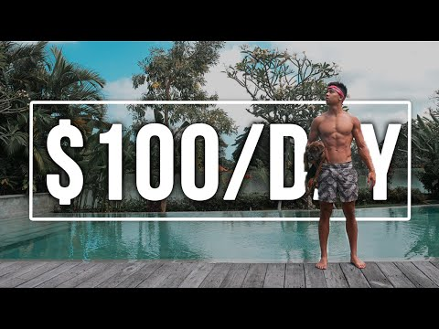 Passive Income: How I Make $100 A Day While Living In Bali!
