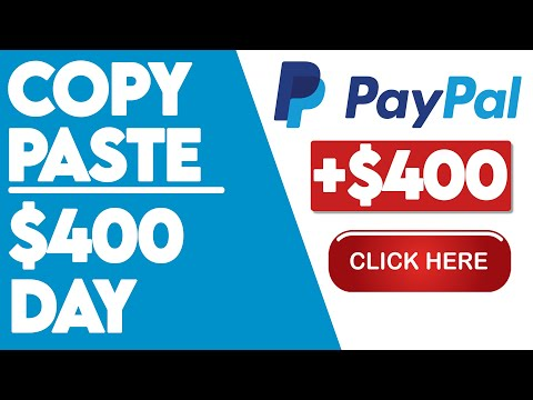 Earn $400 Daily Copy & Pasting (FREE Passive Income)