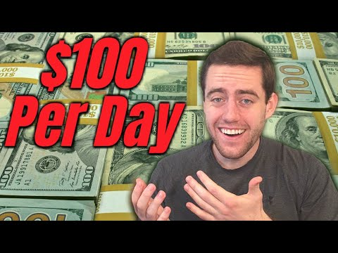3 PROVEN Ways to Make Passive Income $100 PER DAY