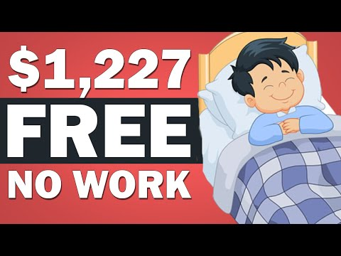 MAKE $1,227.50 Per Day On For Doing Nothing | Passive Income