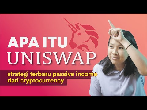 Apa itu Uniswap – Strategi Terbaru Passive Income dari Cryptocurrency + GIVEAWAY !!