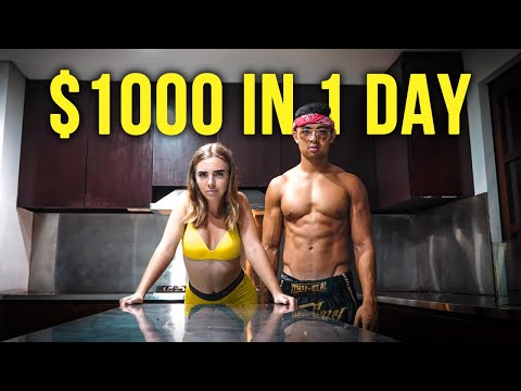 Passive Income: How I Made $1000 In ONE DAY!