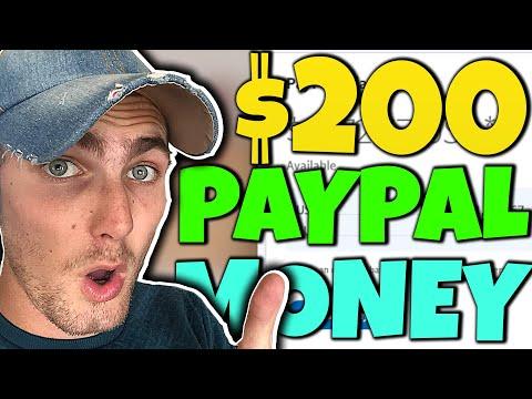 Make $200 PayPal Money Daily! [NO WORK] | Passive Income 2020