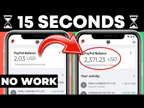 Automatic $1.00 Per 15 Seconds [UNLIMITED] | Passive Income