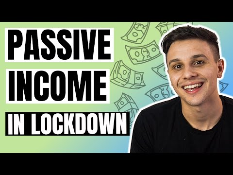 How I QUADRUPLED My Passive Income During LOCKDOWN | My Passive Income Story (NOT CRINGE)
