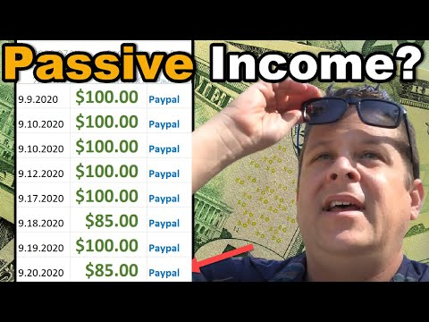 The TRUTH About Passive Income + 5 Passive Income Sources That Make Me $1,000+ Per Day