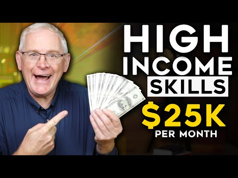 The 5 BEST High Income Skills to Make Passive Income (2020)