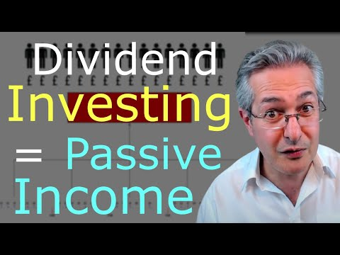 Dividend Investing For Passive Income
