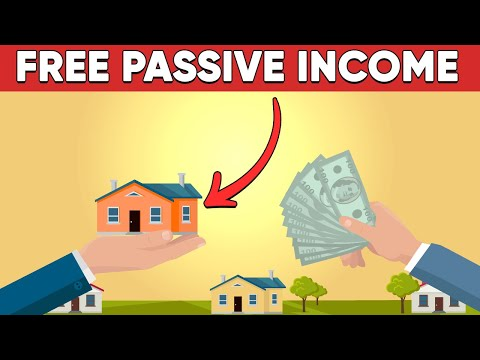 Passive Income – The EASIEST Way To Make $1000 A Month