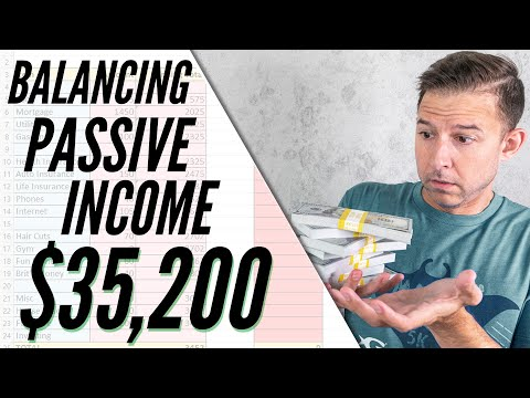 OUR SEPTEMBER 2020 BUDGET – New Passive Income Plans, HUGE Budget Changes