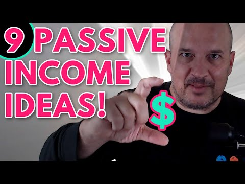 Top 9 Passive Income Ideas That Earn $1000+ Per Month – Make Money Online