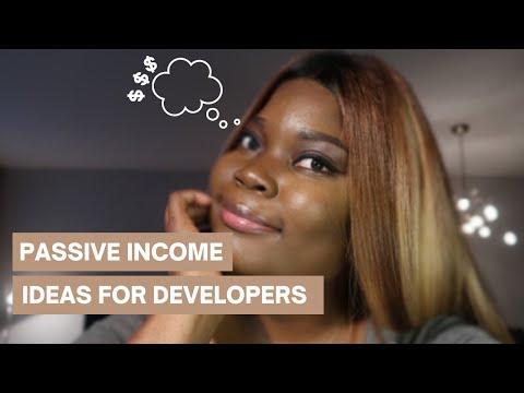 5 Ways to Make Passive Income in Tech