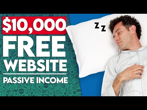 Earn $10,000 With This FREE Website (Passive Income | Make Money Online)