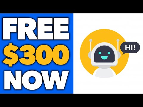 Earn $300/Day Using This FREE Bot! (NO WORK) Passive Income