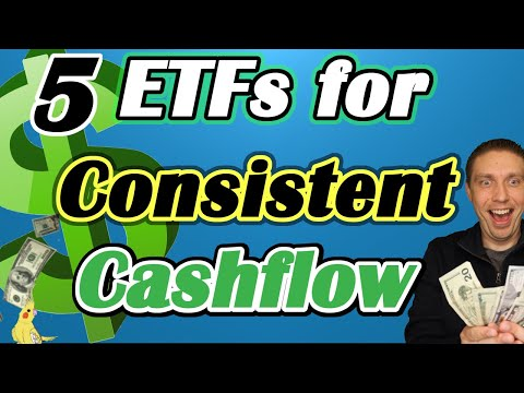5 ETFs To Slowly Replace Your Income (ETFs for Passive Income) 💰