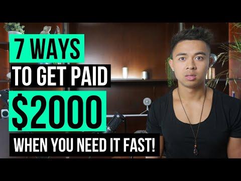 7 Passive Income Ideas To Make Money Fast (In 2021)