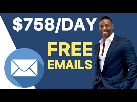 (NO SELLING) Earn $758/Day From FREE Emails   Passive Income   Make Money Online