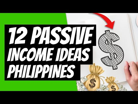 12 Passive Income Ideas | Proven Ways to Make $1,000+ Per Month | Passive Income Philippines