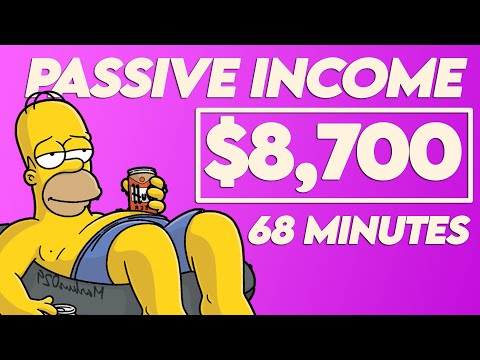 Get Paid $8,700 To Copy & Paste (PASSIVE INCOME) Make Money Online