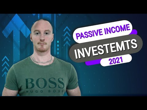 Best Passive Income Investments 2021 – Little Known Proven Passive Investments…