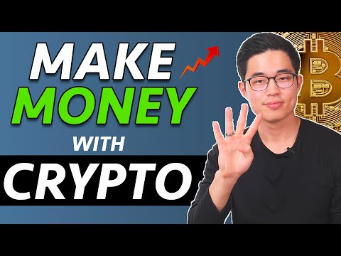 4 Top Ways to Make Passive Income with Crypto (I Earn $2,685 per Month)