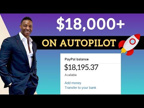 (NEW Website) Earn $18,000+ On Autopilot | Make Money Online | Passive Income