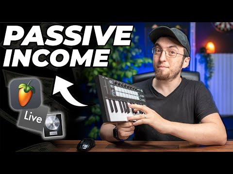 How I Make $6,000/Month in Passive Income as a Music Producer