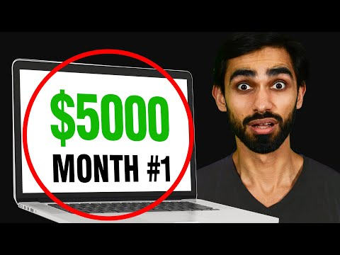 Strategy to Earn $5000 A Month in Crypto Passive Income as a COMPLETE Beginner (2021 DeFi Tutorial)